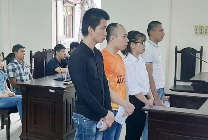 Tòa tuyên phạt tù cả 4 bị cáo nguyên là nhân viên Cty Alibaba.