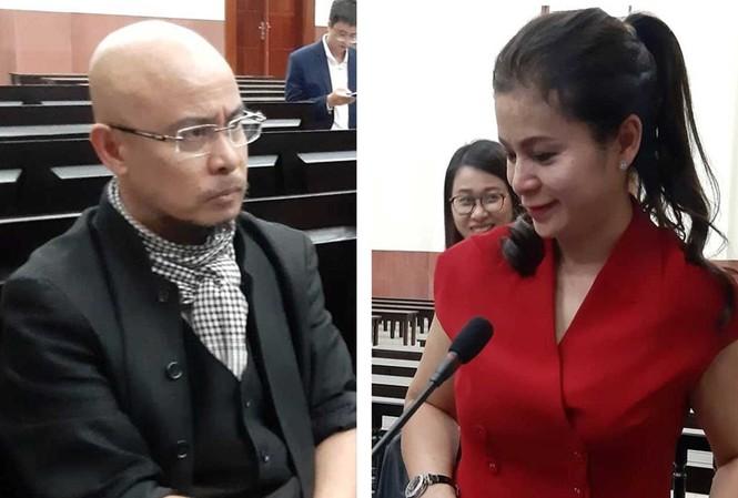 Công tố vừa nêu quan điểm chấp nhận cho ông Vũ, bà Thảo ly hôn. Ảnh: Tân Châu
