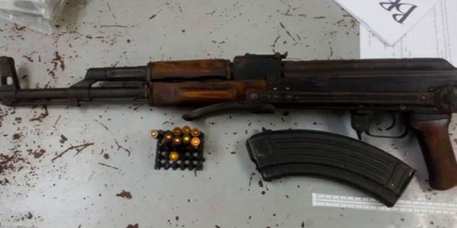 Vũ khí mà Tuấn 'khỉ' sử dụng trong vụ án.