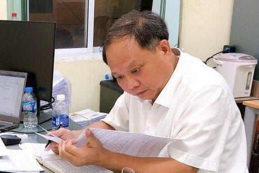 Ông Tất Thành Cang hiện đang bị tạm giam tại Chí Hòa vối đề nghị truy tố tội danh có khung phạt 10=20 năm tù.
