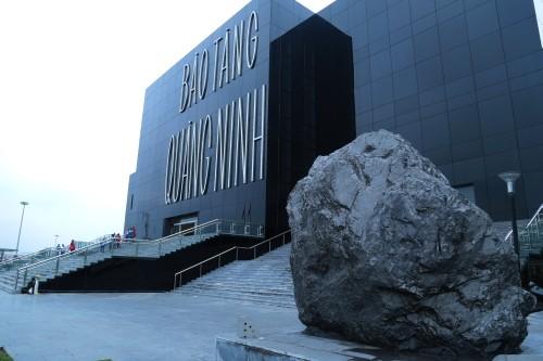 Bên trong bảo tàng kiêm thư viện 900 tỷ ở Quảng Ninh