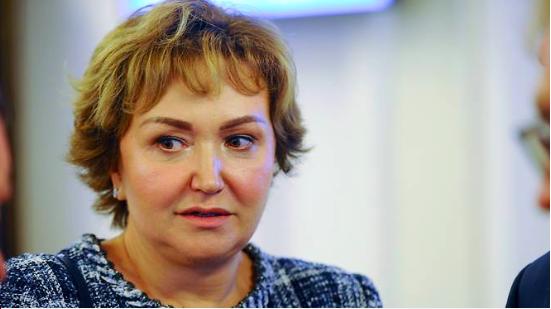 Bà Natalia Fileva