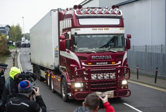 Chiếc xe tải chở 39 người xấu số