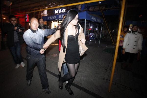 Các trung tâm giam giữ gái mại dâm ở Trung Quốc bị cho là không hiệu quả. (Ảnh: CFC)