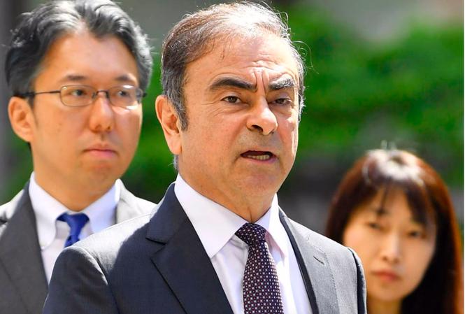 Cựu chủ tịch Nissan Carlos Ghosn