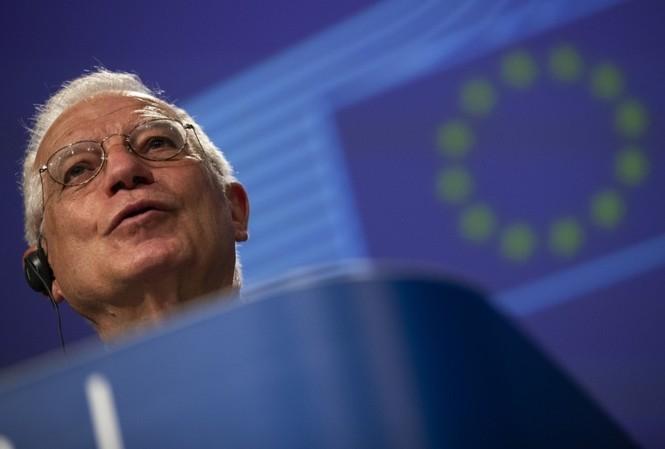 Ông Josep Borrell. (Ảnh: AP)