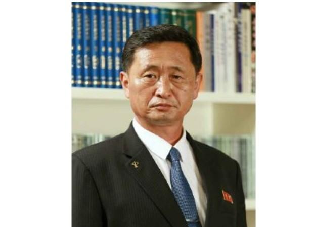 Thủ tướng Triều Tiên Kim Tok Hun