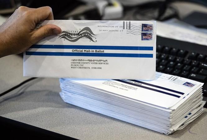 3 bang chiến trường nhận được lượng phiếu gửi qua bưu điện rất lớn, nhưng có ít thời gian để kiểm đếm