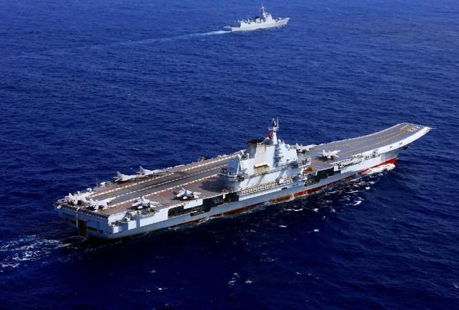 Tàu sân bay Sơn Đông của Trung Quốc