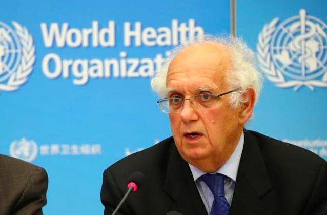 TS Didier Houssin, Chủ tịch Uỷ ban khẩn cấp của WHO. (Ảnh: Reuters)