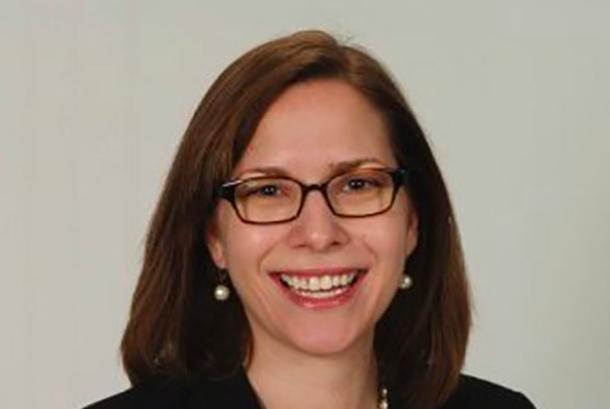 Bà Laura Rosenberger. (Ảnh: Foreign Policy)