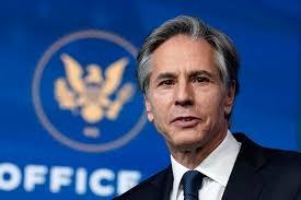 Tân Ngoại trưởng Mỹ Antony Blinken
