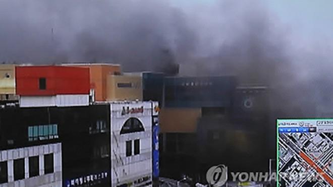 Đám cháy bùng nổ trong khoảng 20 phút và khiến 34 người thương vong.
