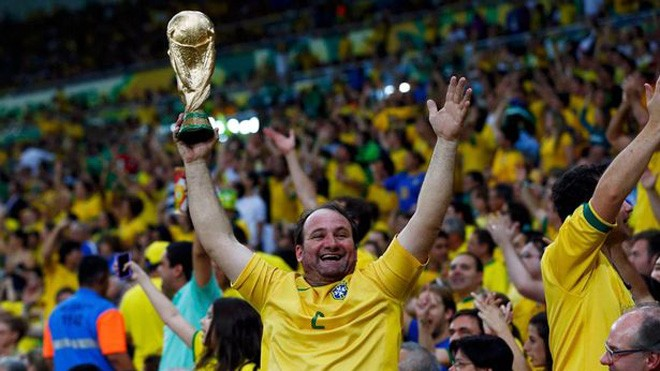 Khán giả bị thiệt trong ngày khai mạc World Cup