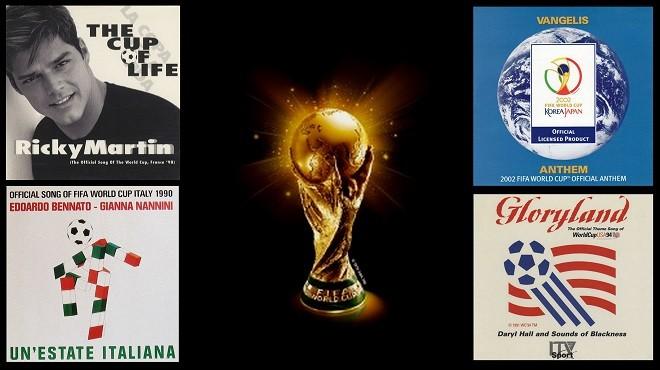 10 bài hát World Cup hay nhất mọi thời đại