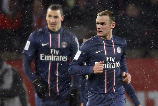 PSG lại trở lại với thương vụ Rooney