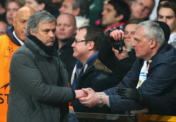 Mourinho bắt đầu lo ngại sự trở lại của M.U