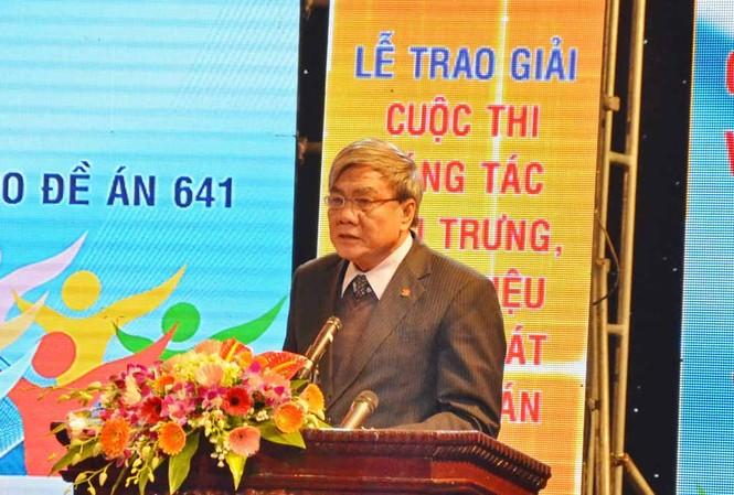 Đề án 641 được chính thức phát động tối qua tại Hà Nội.