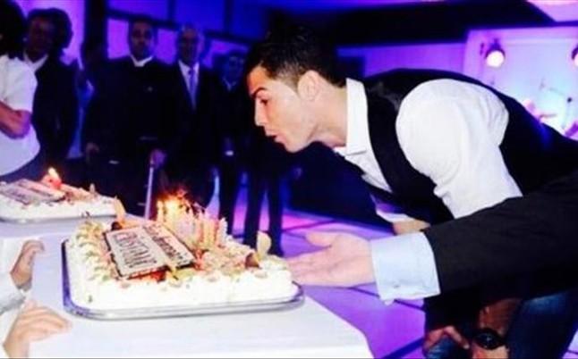 Ronaldo sắp bước sang tuổi 30.