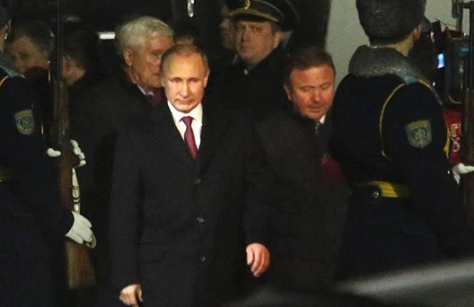 Ảnh: AFP/SERGEI GAPON.