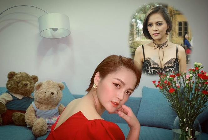 Thu Quỳnh bất ngờ trở lại với mái tóc thời 'My sói' gây 'bão' mạng xã hội