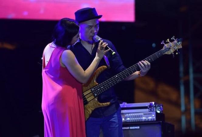 Mỹ Linh 'chê' Huy Tuấn hát dở