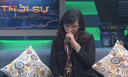 Có thể đây là lần cuối cùng, BTV Vân Anh xuất hiện trên truyền hình nói lời chia tay khán giả.