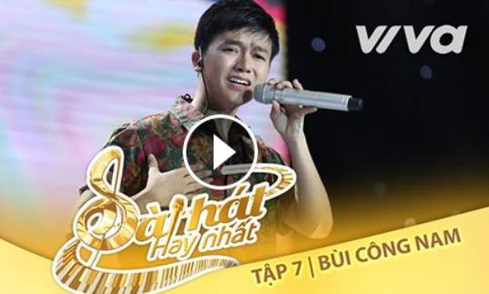 Bài hát hay nhất: Ca khúc 'Chí Phèo' đưa Bùi Công Nam vào chung kết