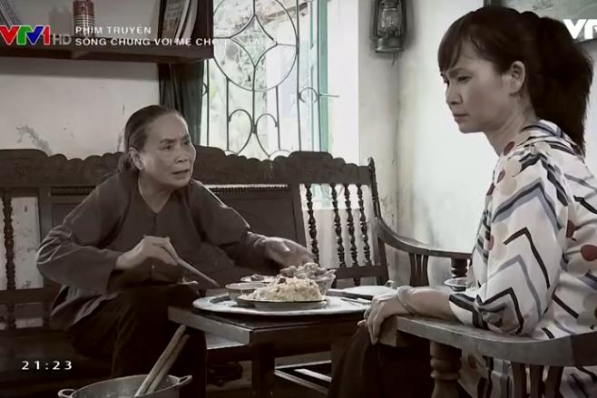 Không chỉ là mẹ chồng quái thai, bà Phương còn là cô con dâu hỗn láo.