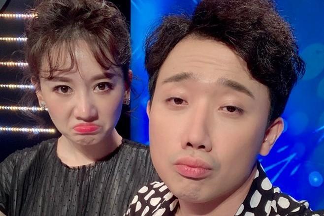 Showbiz 19/8: Trấn Thành tố Hari Won chuyên 'dùng ké' đồ hiệu