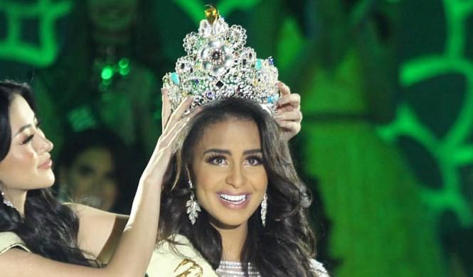 Người đẹp đến từ Puerto Rico đăng quang Hoa hậu Trái đất 2019