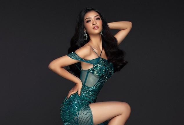 Kiều Loan nói gì sau khi dừng chân ở Top 10 Hoa hậu Hoà bình Quốc tế?