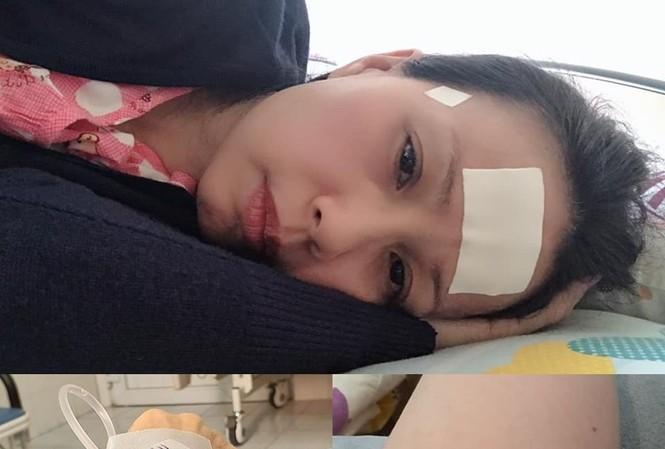 Showbiz 21/12: Cẩm Ly liên tục nhập viện trong ít ngày