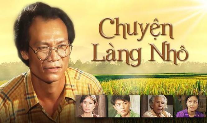 """NSND Nguyễn Hải trong phim """"Chuyện làng Nhô""""."""