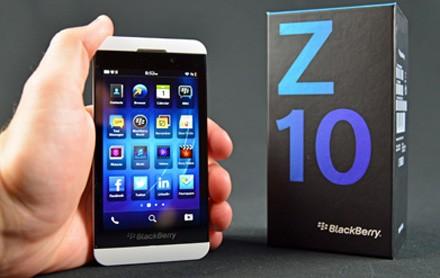 BlackBerry Z10 sắp bị khai tử tại Việt Nam