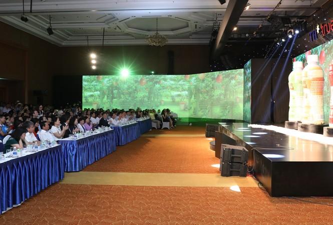 Toàn cảnh buổi Hội thảo Thảo dược với sức khỏe con người