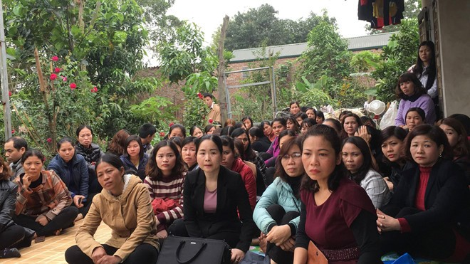 Giáo viên Sóc Sơn định không tham dự kỳ thi tuyển viên chức 2019.