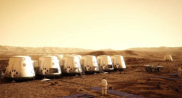 Dự án Mars One với mục tiêu đưa người lên sao hỏa