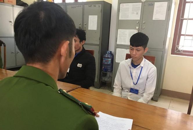 Phong bị bắt giữ tại CQĐT