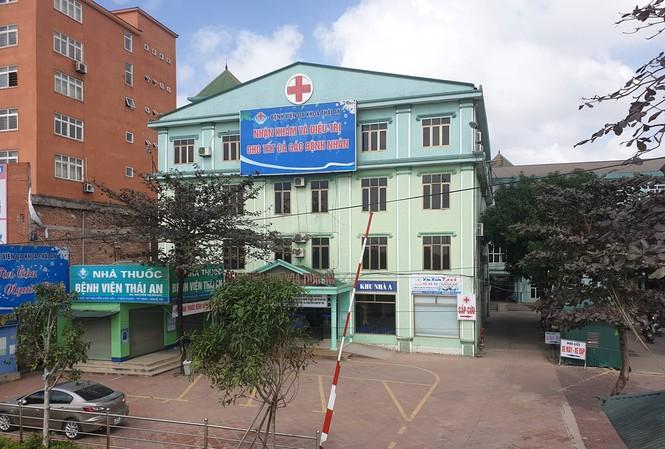 Bệnh viện ở Nghệ An xả thải ra môi trường vượt ngưỡng cho phép