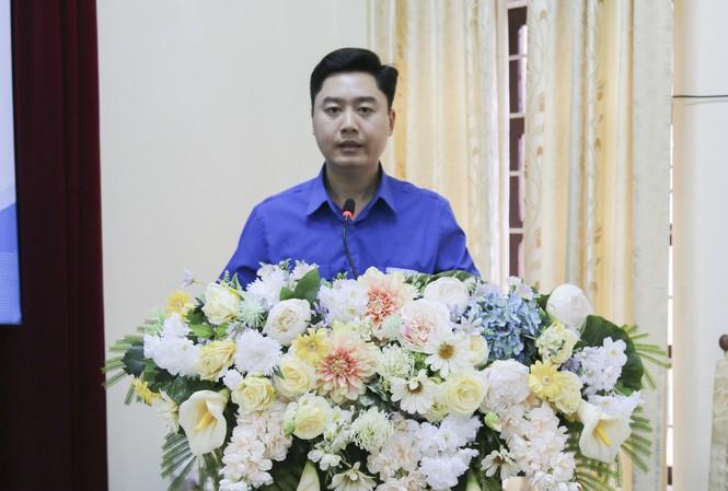 Anh Lê Văn Lương giữ chức Bí thư Tỉnh đoàn Nghệ An