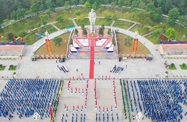Tỉnh đoàn Nghệ An phát động 90 ngày thi đua chào mừng kỷ niệm 90 năm thành lập Đoàn