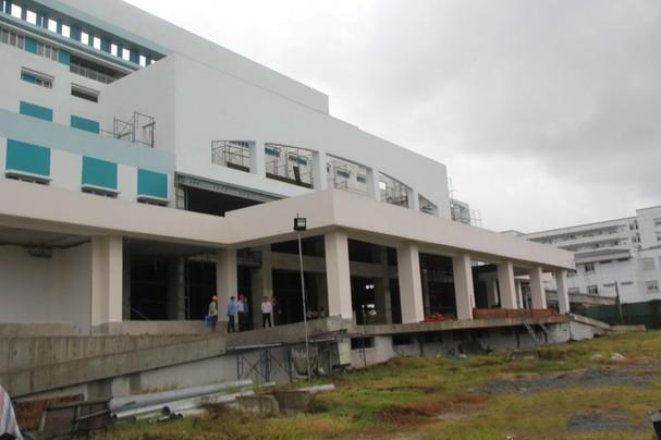 Thủ tướng Chính phủ yêu cầu Nghệ An báo cáo Dự án Bệnh viện nghìn tỷ chậm tiến độ