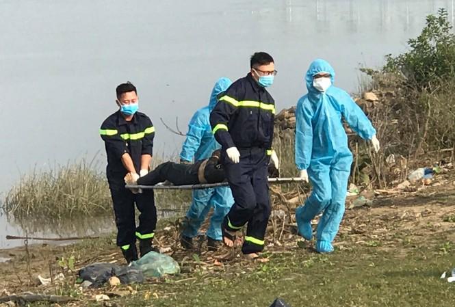 Tìm thấy thi thể người phụ nữ nhảy cầu sau gần 5 ngày