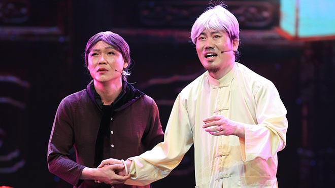 """Vượng """"râu"""" muốn đưa góc khuất đời nghệ sĩ lên sân khấu"""
