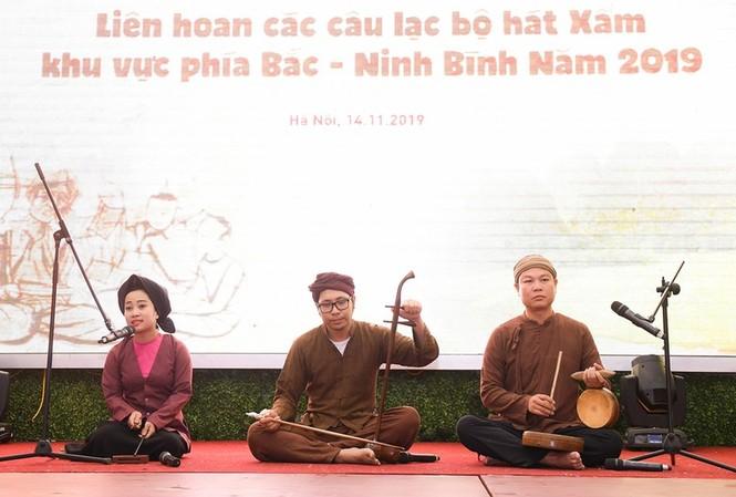 Xẩm quy tụ về Ninh Bình mở hội