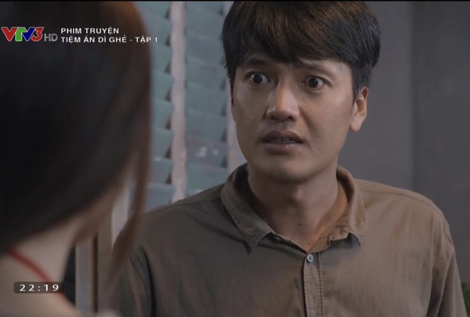 Quang Tuấn trong vai Minh mới ở tù ra, tìm tới gây khó dễ cho vợ cũ