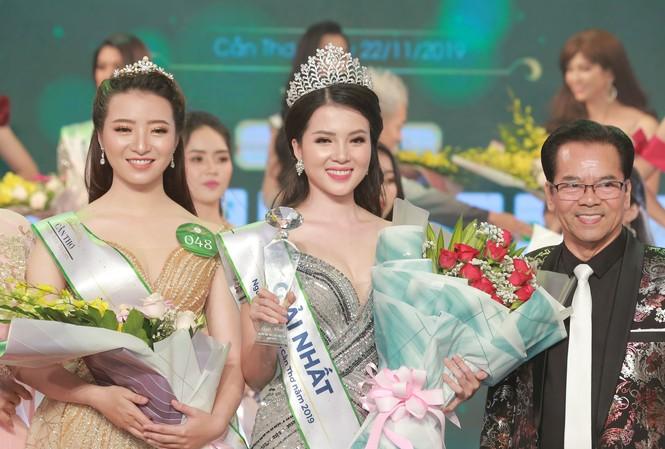 Huỳnh Thúy Vi trở thành Người đẹp Du lịch Cần Thơ 2019