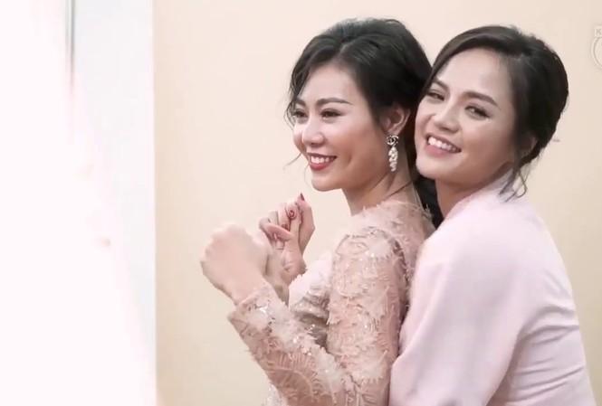 Hai diễn viên Thanh Hương, Thu Quỳnh đăng ký chạy Mottainai
