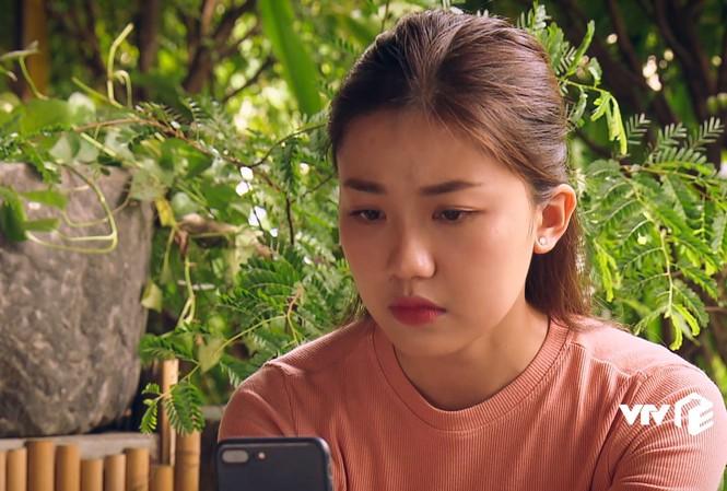 Lương Thanh vào vai người yêu Huy (Mạnh Trường) trong phim Sinh tử